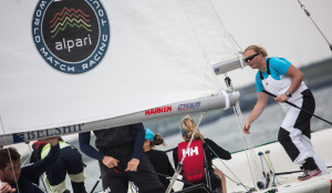 Alpari World Match Racing Tour - Stage 5 - Dutch Match Cup